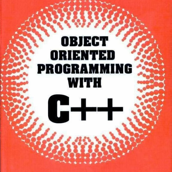 Object Oriented Programming With C++ 4th Edition By E Balaguruswamy