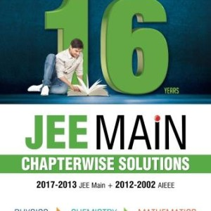 15 YEARS JEE MAIN (2016)